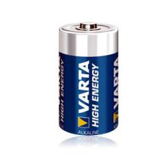 Varta High Energy batterij D blister 2-stuks