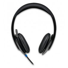 Logitech H540 Headset Head-band Black