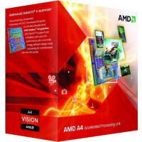 FM2 AMD Trinity A4-6300 65W 3.90GHz / BOX