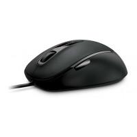 Microsoft 4500 Optical USB Zwart Retail
