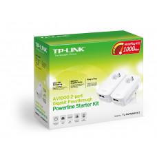 TP-Link Powerline 1000Mbps TL-PA7020PKIT 2st AV2