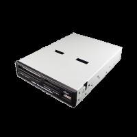 """3,5"""" LogiLink All-in-One Zwart Metaal USB 2.0"""