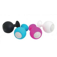 LogiLink 1.0 Rechargeable Iceball Speaker Zwart