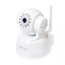 LogiLink Pan Tilt Day&Night 165 wireless Wit
