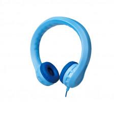 LogiLink Stereo Headset voor kinderen Blauw