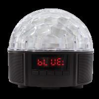LogiLink Luminous Magic Party Light Bluetooth Speaker Zw