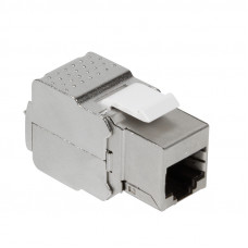 Keystone Jack PrimeLine RJ45 Cat6A Shielded LogiLink