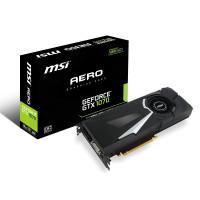 1070 NVIDIA MSI GTX1070 AERO 8G OC DVI/HDMI/GDDR5/8G