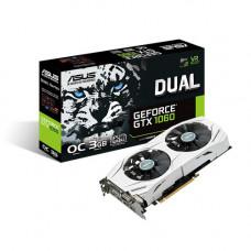1060 Asus NVIDIA GTX1060 Dual OC DP/HDMI/DVI/GDDR5/3GB