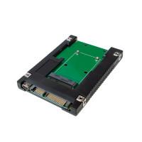 mSATA SSD to 2,5? SATA Adapter LogiLink