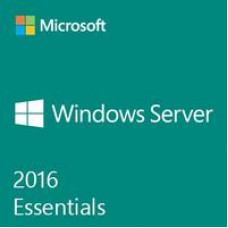 OS UK Windows SVR 2016 Essentials 64bit DSP OEI DVD 2CPU