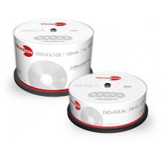 Primeon DVD+R 4.7GB 50 stuks spindel 16x