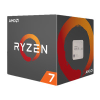AM4 AMD Ryzen 7 1700X 95W 3.4GHz 16MB / BOX / no Cooler
