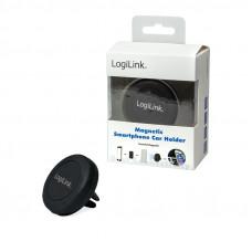 LogiLink Magnetische smartphone autohouder