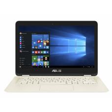 """Asus 13,3"""" m3/4GB/128GB SSD/FHD Touch/NoDVD/W10/Goud"""