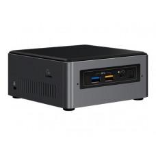Intel NUC Baby Canyon BOXNUC7I3BNHX1(HDD) DDR4 / zwart