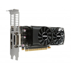 1050 MSI NVIDIA GTX1050 2GT LP DP/DVI/HDMI/GDDR5/2GB