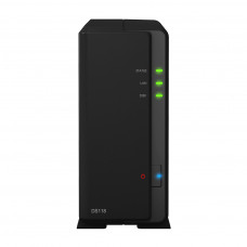 Synology Value Series DS118 1-bay/USB 3.0/GLAN