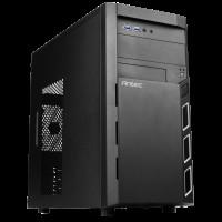 Antec VSK-3000B Elite-U3 0 Watt / Midi / µATX
