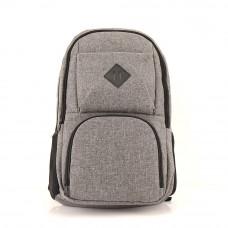 """Tas 17,0"""" Backpack Andorra GFY-9817 Grijs-Zwart"""
