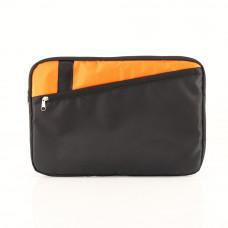"Tas 15,6"" Sleeve Amsterdam GFY-915 Zwart-Oranje"