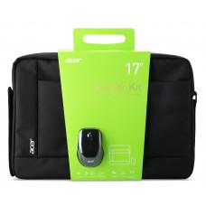 """Tas 17,3"""" Acer Starter KIT - Tas + draadloze muis"""