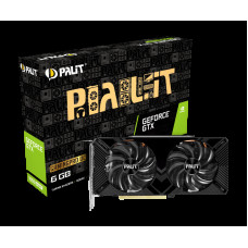 1660S Palit GTX SUPER GAMING Pro OC 6GB/DP/HDMI/DVI