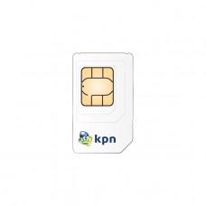 KPN Prepaid 3-in-1 Starterskaart incl. Beltegoed