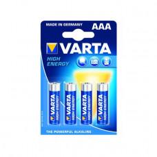 LR3 Varta Battery AAA Alkaline