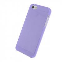Mobilize Gelly Case Apple iPhone 5/5S/SE Transparent Purple