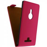 Mobilize Ultra Slim Flip Case Nokia Lumia 925 Fuchsia