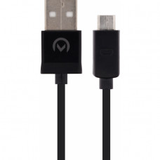 Mobilize Charge/Sync Cable Micro USB 1m. Black
