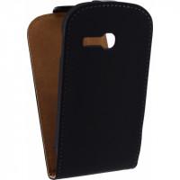 Mobilize Ultra Slim Flip Case Samsung Galaxy Fame Lite S6790 Black