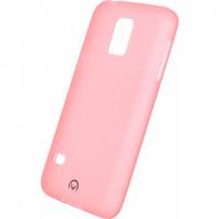 Mobilize Gelly Case Ultra Thin Samsung Galaxy S5 Mini Neon Orange