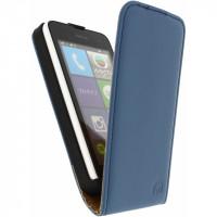 Mobilize Ultra Slim Flip Case Nokia Lumia 530 Dark Blue