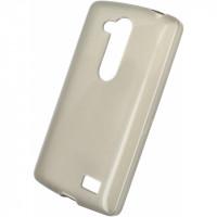 Mobilize Gelly Case LG L Fino Smokey Grey