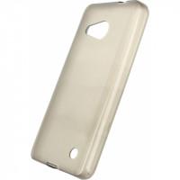 Mobilize Gelly Case Microsoft Lumia 550 Smokey Grey