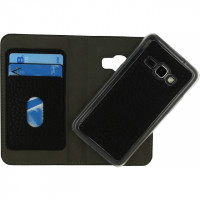 Mobilize Detachable Wallet Book Case Samsung Galaxy J1 2016 Black