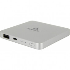 Mobilize Cube Power Bank 6000 mAh Silver