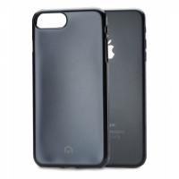 Mobilize Metallic Gelly Case Apple iPhone 7 Plus/8 Plus Jet Black