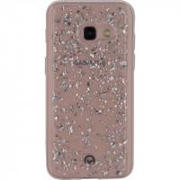 Mobilize Shimmer Case Samsung Galaxy A3 2017 Silver Glitter