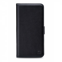 Mobilize Classic Gelly Wallet Book Case Huawei Y7 Black