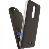 Mobilize Classic Gelly Flip Case Wiko View Black