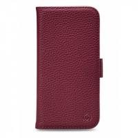 Mobilize Elite Gelly Wallet Book Case Samsung Galaxy A8 2018 Burgundy