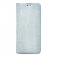 Mobilize Premium Gelly Book Case Apple iPhone 7/8 Alligator Mystic Blue