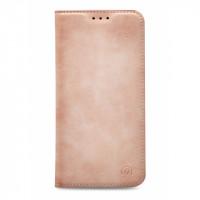 Mobilize Premium Gelly Book Case Apple iPhone 7 Plus/8 Plus Soft Pink