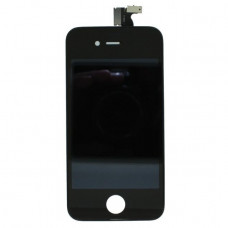 Full Copy LCD-Display incl. Touch Unit for Apple iPhone 4 Black