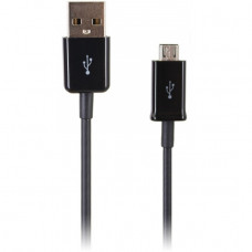 ECC1DU4BBE Samsung Data Cable Micro USB Black Bulk