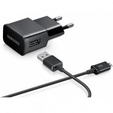 ETA-U90EBEG Samsung Travel Charger Micro USB 2.0A Black Bulk