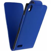 Xccess Flip Case Huawei Ascend P6 Blue